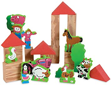 Edushape My Soft World Farm - educationaltoys.ie
