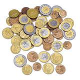 Learning Resources Euro Coin Set (100 coins) - educationaltoys.ie