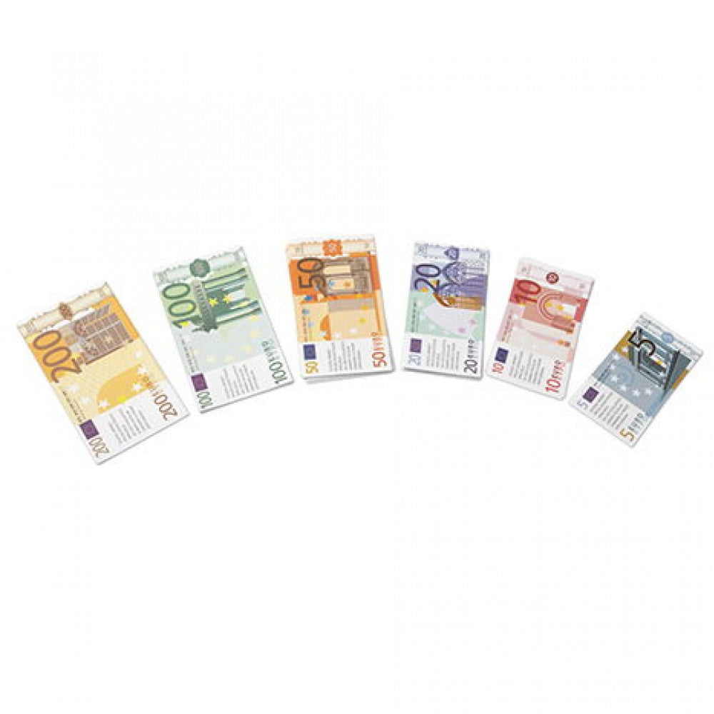 Euro Money Notes Pack - educationaltoys.ie