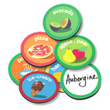 Fiesta Eat Well Magnetic Chart - educationaltoys.ie