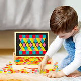 Fiesta Magnetic Patterns Activity Box - educationaltoys.ie