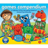 Orchard Toys Games Compendium - educationaltoys.ie