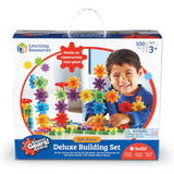 Gears Gears Gears Delux Building Set - educationaltoys.ie
