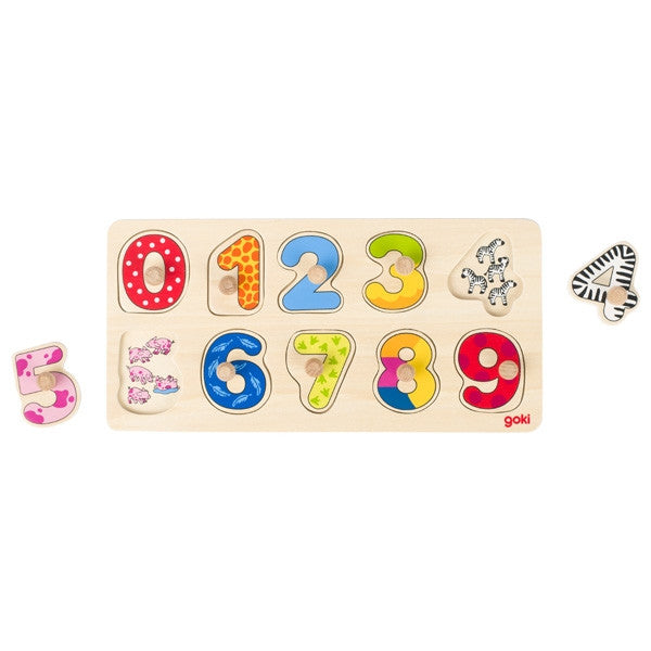 Goki Learn To Count Hidden Picture Puzzle - educationaltoys.ie