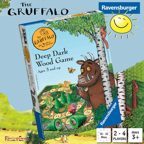 Gruffalo Deep Dark Wood Game - Educationaltoys.ie
