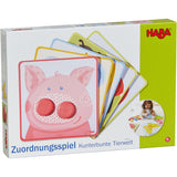 HABA Animal Matching Game 301059 - educationaltoys.ie