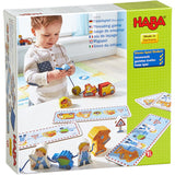 HABA Building Site threading game 302155 - educationaltoys.ie