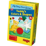 HABA Teddy's Colours & Shapes Game - educationaltoys.ie