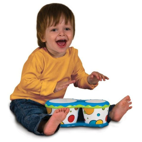 Halilit Baby Bongos - educationaltoys.ie