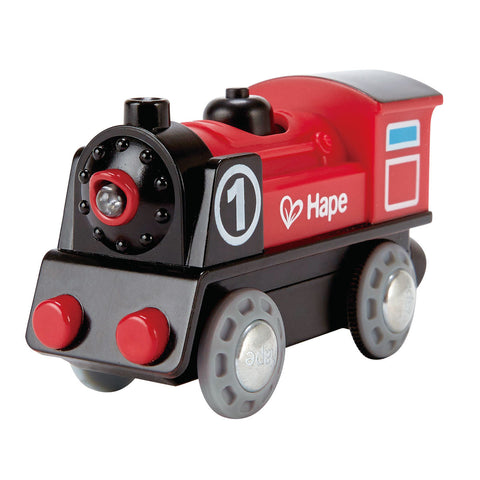 Hape Battery Powered Engine No.1 - Educationaltoys.ie