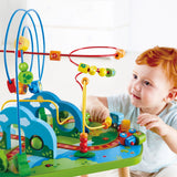 Hape Jungle Adventure Play Table (2018) E3824 - educationaltoys.ie