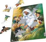 Larsen Jesus and children 33 pce puzzle - educationaltoys.ie