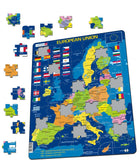 Larsen EU Puzzle 2021 70 pces - educationaltoys.ie