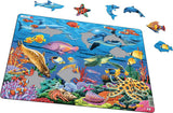 Larsen Coral Reef Puzzle 35 pce FH29 - educationaltoys.ie