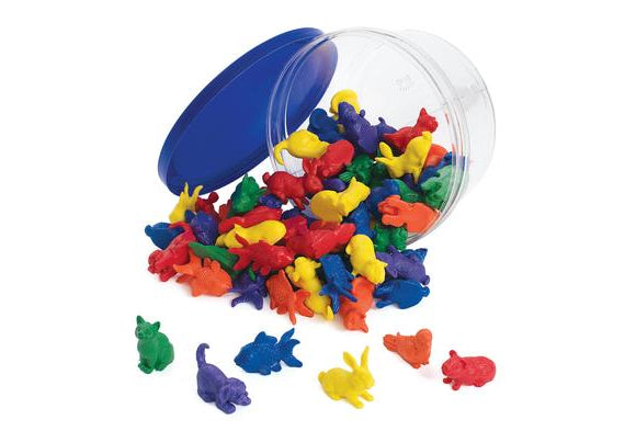 Learning Resources Pet Counters - educationaltoys.ie