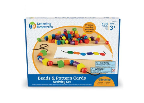 Beads & Pattern Card Set