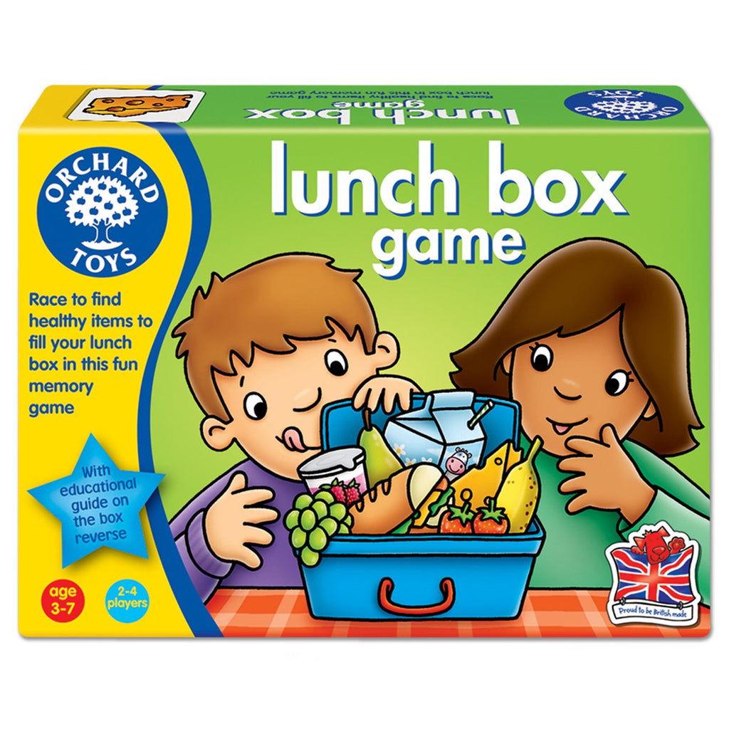 Orchard Toys Lunch Box Game - educationaltoys.ie