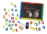 magnetic chalkboard dry erase - educationaltoys.ie