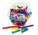 Measuring Worms Set 72 - educationaltoys.ie