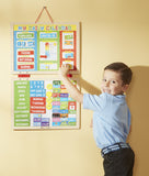 My Magnetic Daily Calendar- Educationaltoys.ie