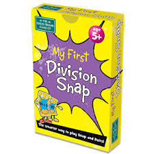 My First Division Snap - educationaltoys.ie