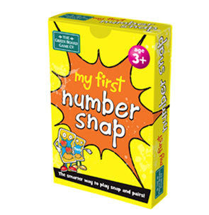 My First Number Snap - educationaltoys.ie