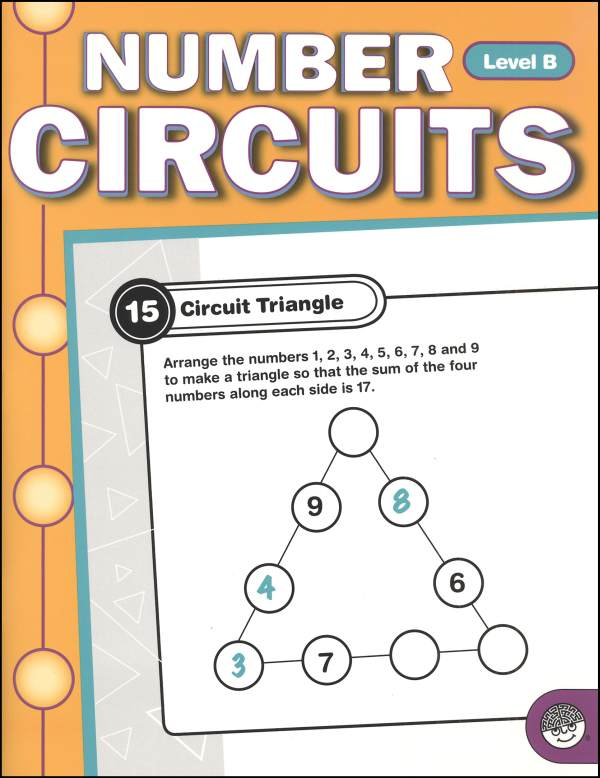 Number Circuits Level B - educationaltoys.ie