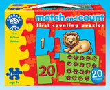 Match & Count First Counting Puzzle - educationaltoys.ie