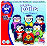 Orchard Toys Penguin Pairs Mini Game - Educationaltoys.ie