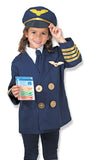 Melissa & Doug Pilot role play costume - educationaltoys.ie