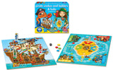 Pirate themed Snakes & Ladders & Ludo - educationaltoys.ie