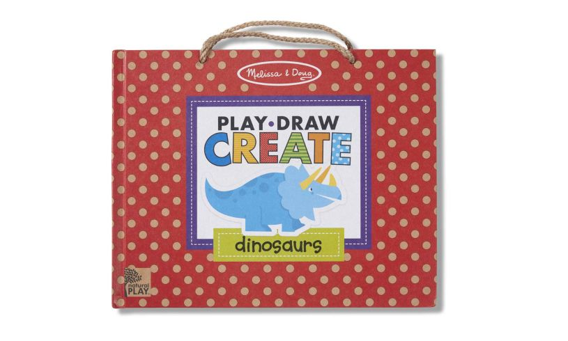 Play Draw Create Dinosaur Kit - educationaltoys.ie