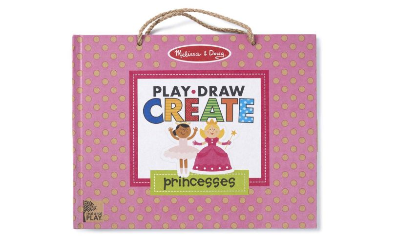 Play Draw Create Princess Kit - educationaltoys.ie