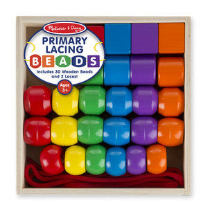 Primary Lacing Beads - Educationaltoys.ie