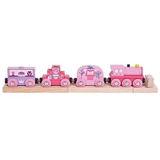 Princess Train BJT451 - educationaltoys.ie