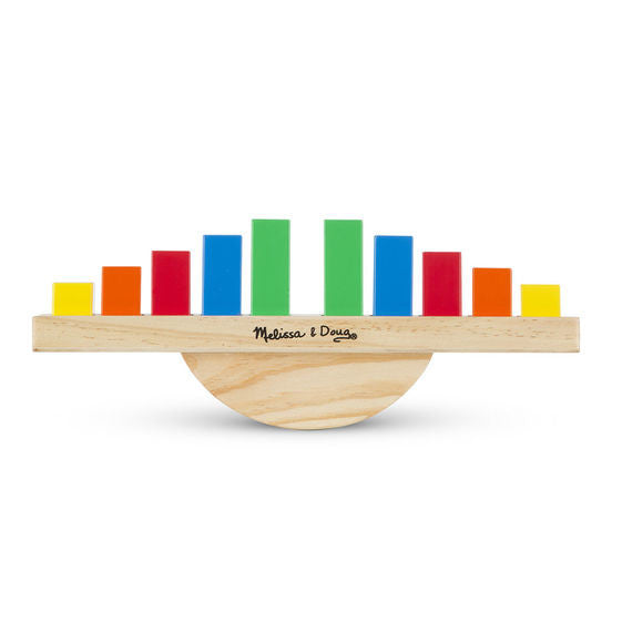 Melissa & Doug Rainbow Balance - educationaltoys.ie