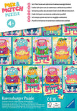 Ravensburger Colourful Mix & Match Monster Jigsaws (5135) - educationaltoys.ie