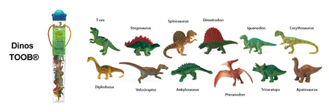 Safari Dinos Toob - educationaltoys.ie