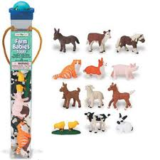 Farm Babies Toob - Safari - educationaltoys.ie