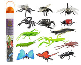 Safari Insects Toob - educationaltoys.ie