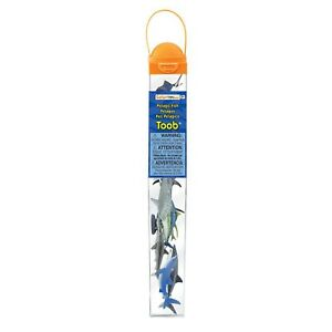 Safari Pelagic Fish Toob - educationaltoys.ie