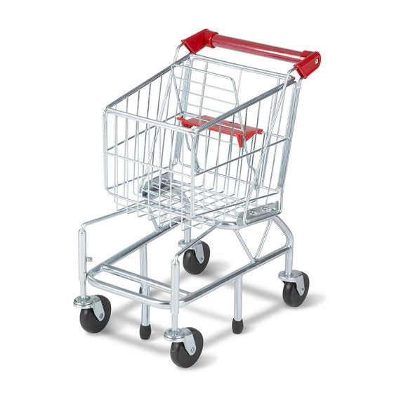 Shopping Trolley Metal - educationaltoys.ie