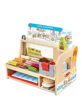 Slice & Stack Sandwich Counter - educationaltoys.ie