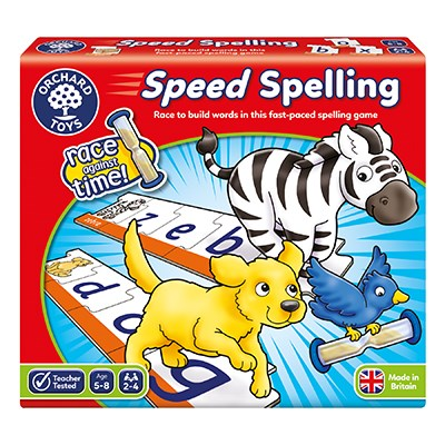 Speed Spelling - educationaltoys.ie