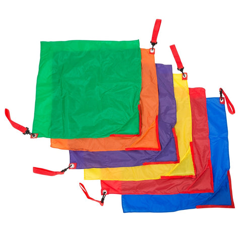 Spordas Set 6 Rhythm Flags - educationaltoys.ie