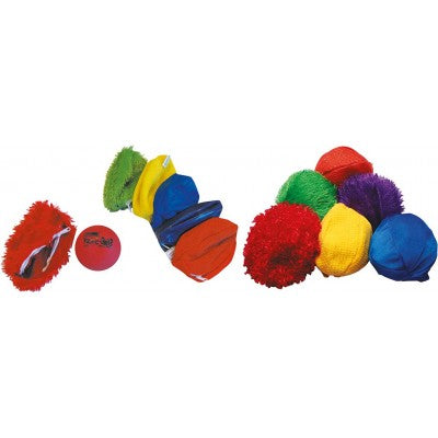 Spordas Set 6 Yuck-E-Balls covers - educationaltoys.ie