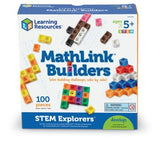 Stem Explorers Math Link Builders - educationaltoys.ie