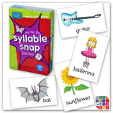 Syllable Snap - educationaltoys.ie