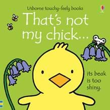 Usborne That's Not My Chick - educationaltoys.ie