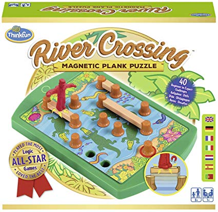 ThinkFun River Crossing - educationaltoys.ie